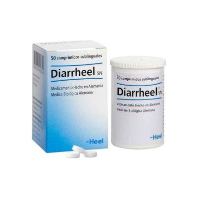 DIARRHEEL TABLETAS X 50
